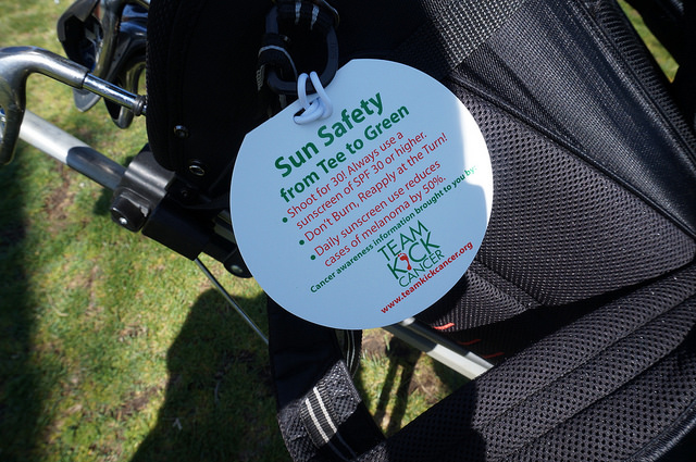 Sun Safety from Tee to Green Event